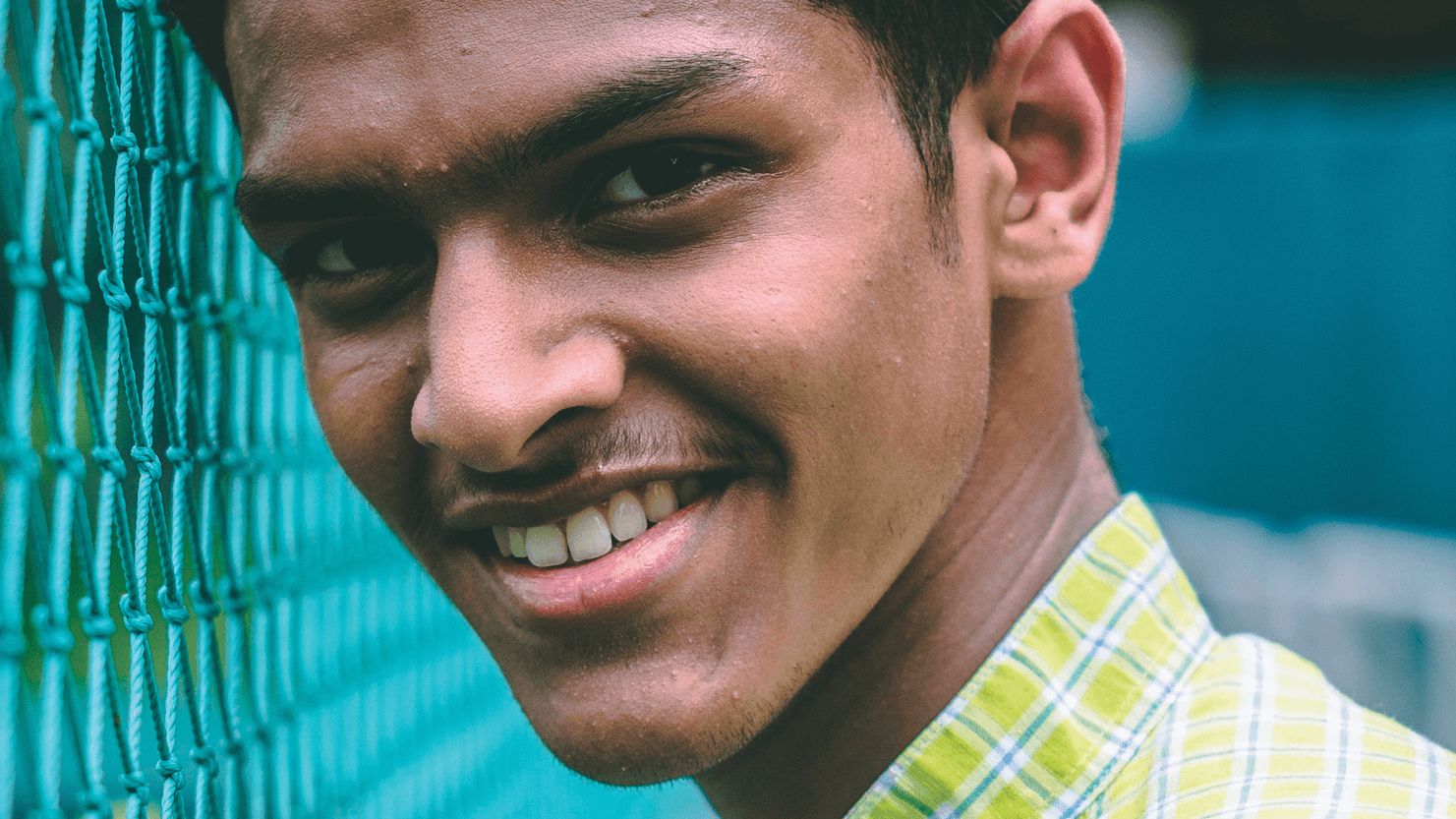 Abhijeet, a young man from India